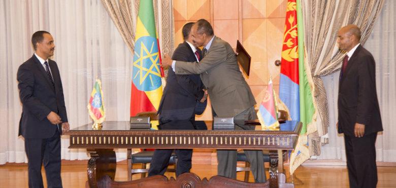 Etiopia ed Eritrea: finalmente la pace!