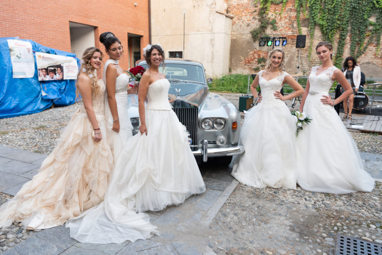 Sfilata delle spose di Aleimar: è stato un successo!