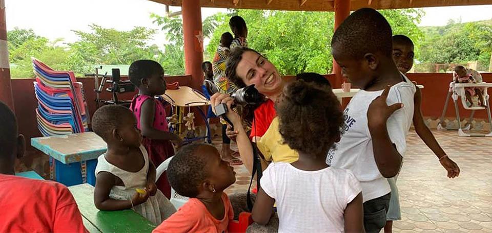 Ghana: Secondo anno con Aleimar, secondo viaggio che porterò nel cuore!