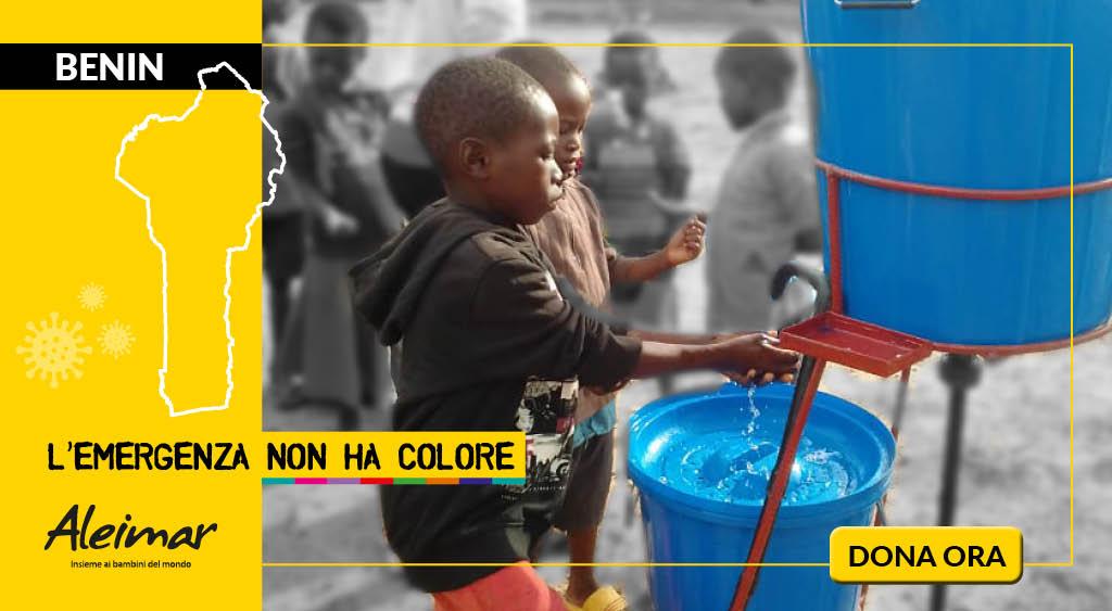 Emergenza Coronavirus in Benin