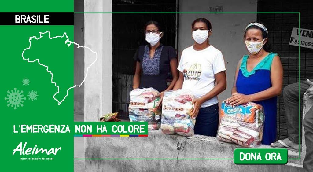 Emergenza Coronavirus in Brasile