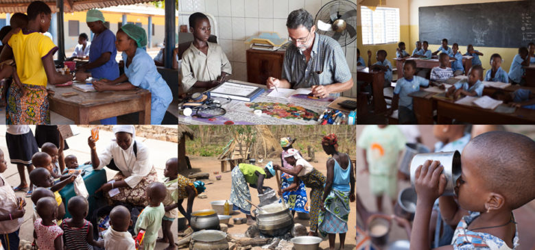 Benin: aggiornamento progetti 2° semestre 2017